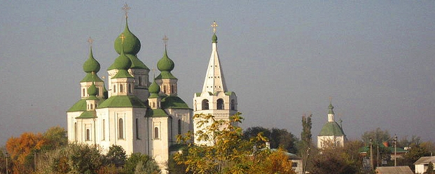 Host Resurrection Cathedral. 1706. Stanitsa Starocherkasskaya.