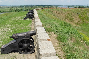 Ramparts with Alexis Gates. Azov